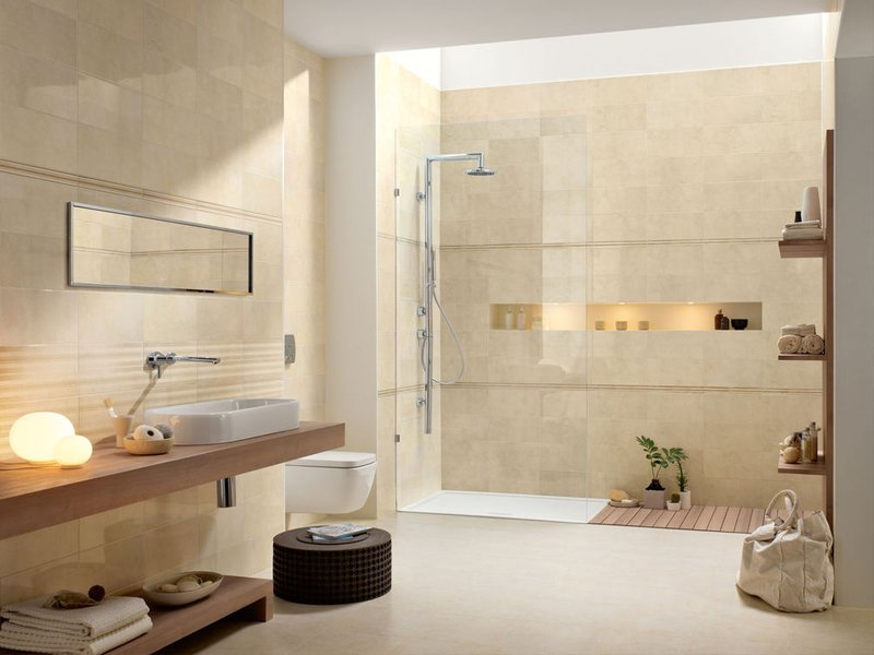 Single-fired ceramic wall tiles SUITE by MARAZZI