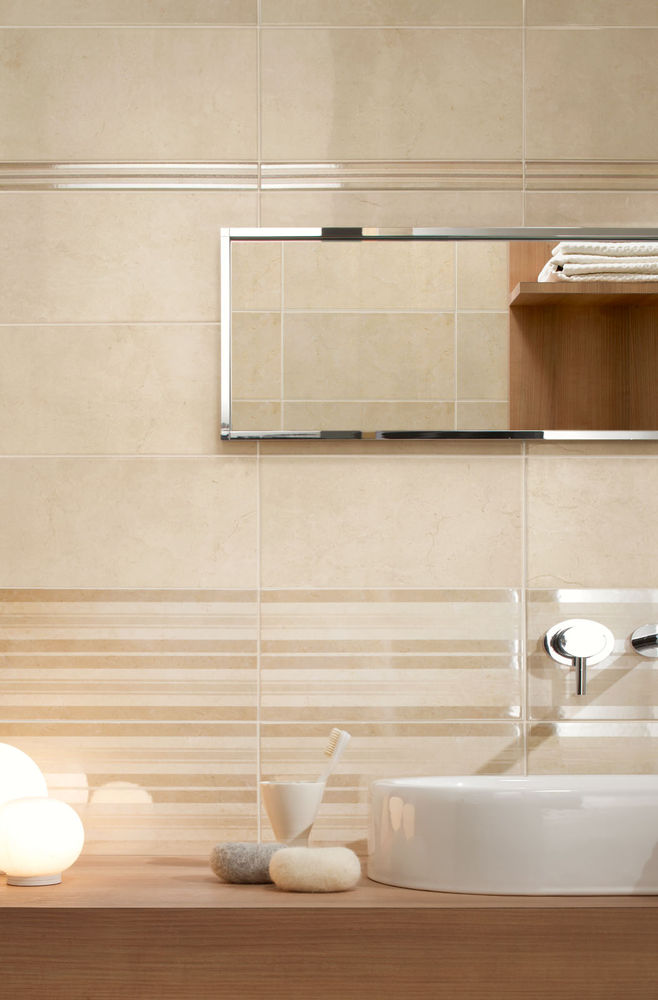 Single Fired Ceramic Wall Tiles Suite By Marazzi