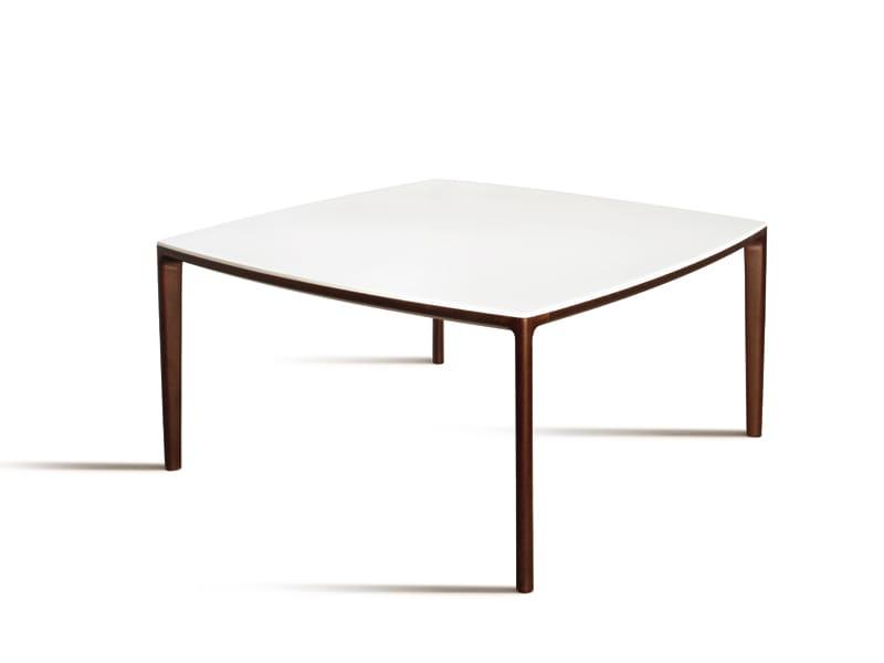 Board tavolo quadrato by alivar design giuseppe bavuso - Tavolo da pranzo quadrato ...