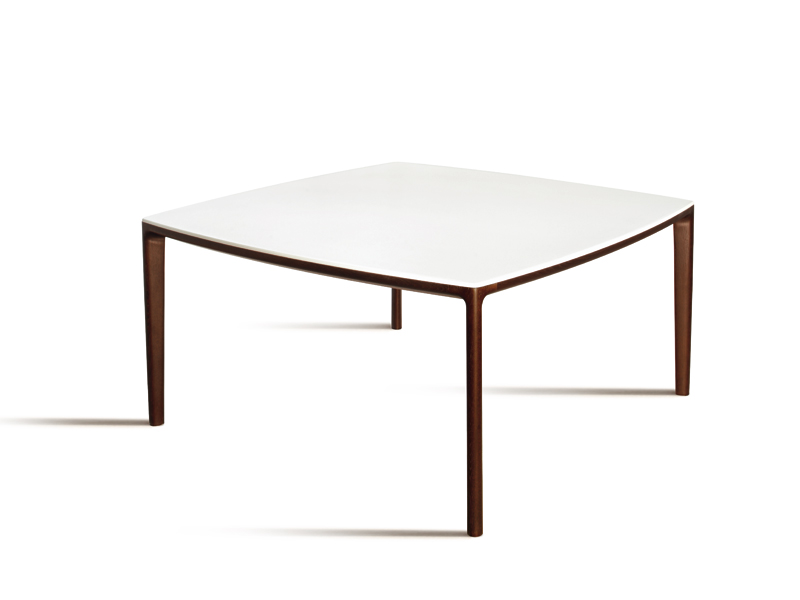BOARD Tavolo quadrato by ALIVAR design Giuseppe Bavuso