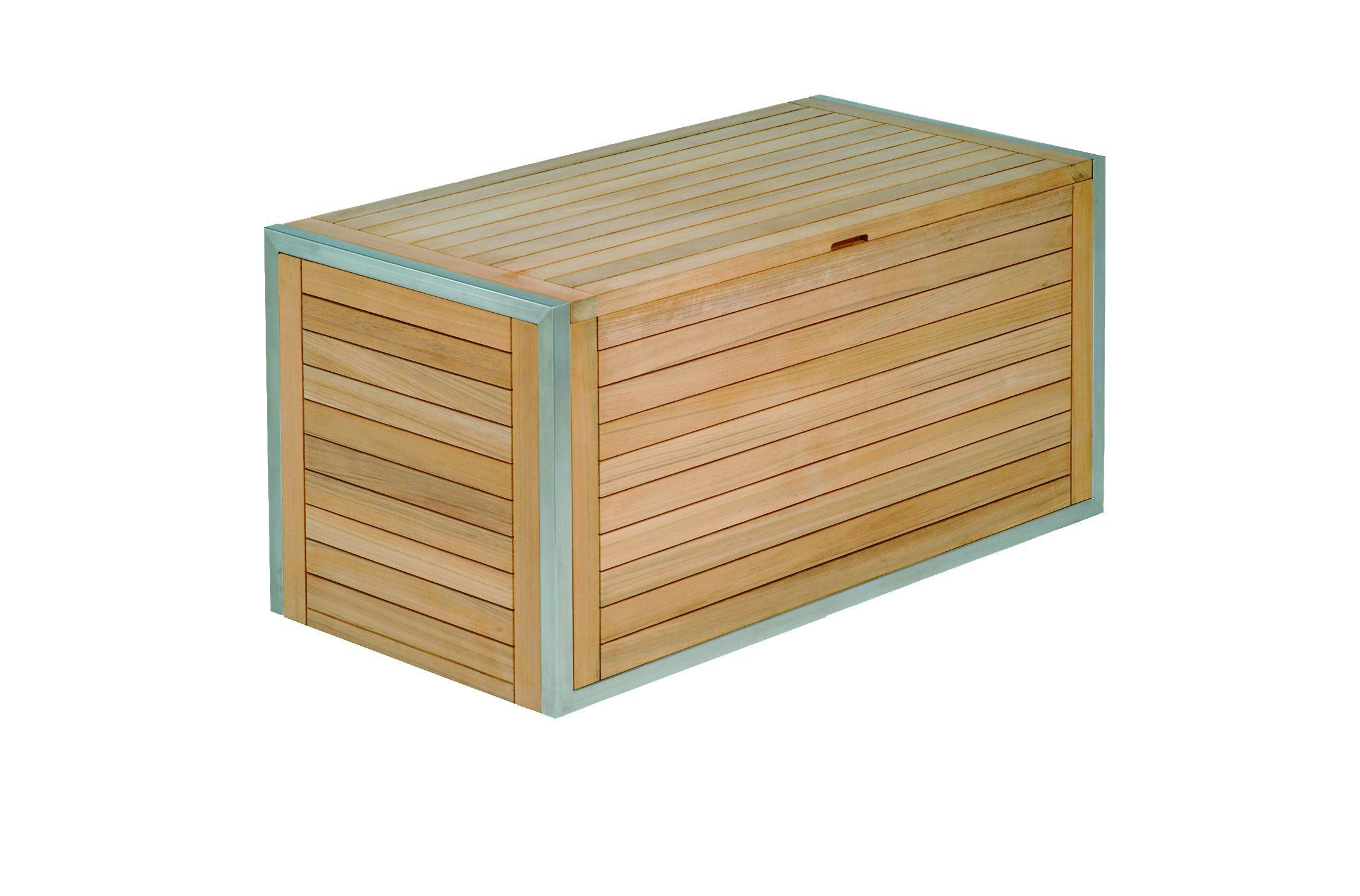 Cassapanca da esterno in teak design inspiration f r die neueste wohnkultur - Cassapanca da esterno ...