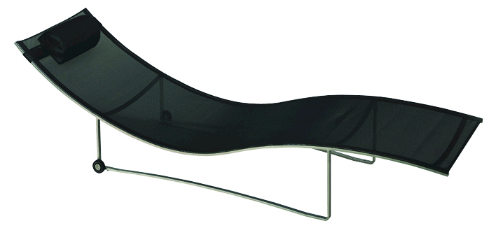 gartenliege aus edelstahl kollektion flexy by royal botania design kris van puyvelde frank. Black Bedroom Furniture Sets. Home Design Ideas