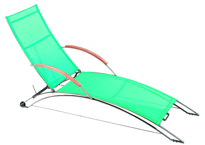 Flexy liegestuhl by royal botania design kris van for Design liegestuhl