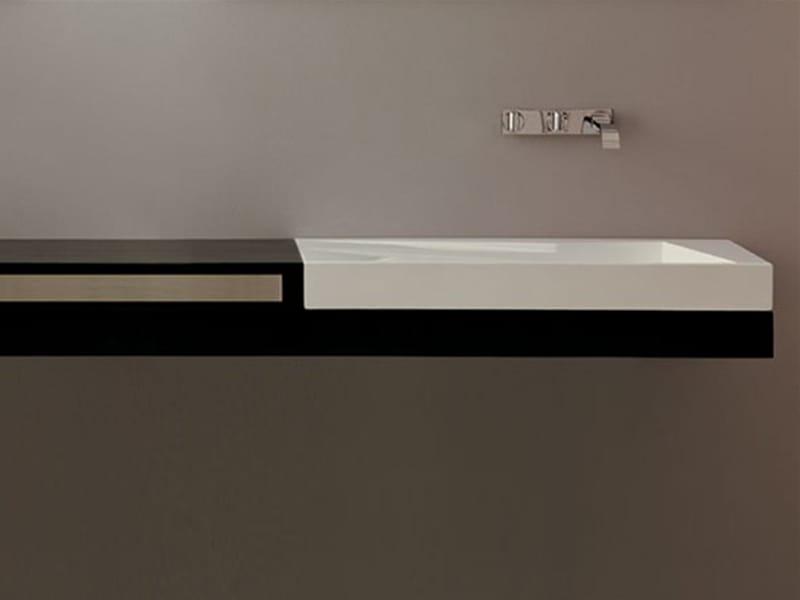 waschtisch by gsg ceramic design. Black Bedroom Furniture Sets. Home Design Ideas