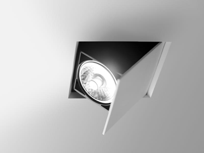 Flap spotlight by vibia design jordi vilardell for Spotlight design