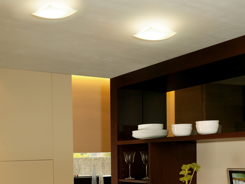 l mpara de techo quadra ice colecci n quadra ice by vibia. Black Bedroom Furniture Sets. Home Design Ideas