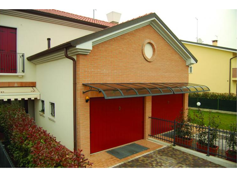 Marquesina de aluminio dionisio by ke outdoor design - Marquesinas para puertas ...
