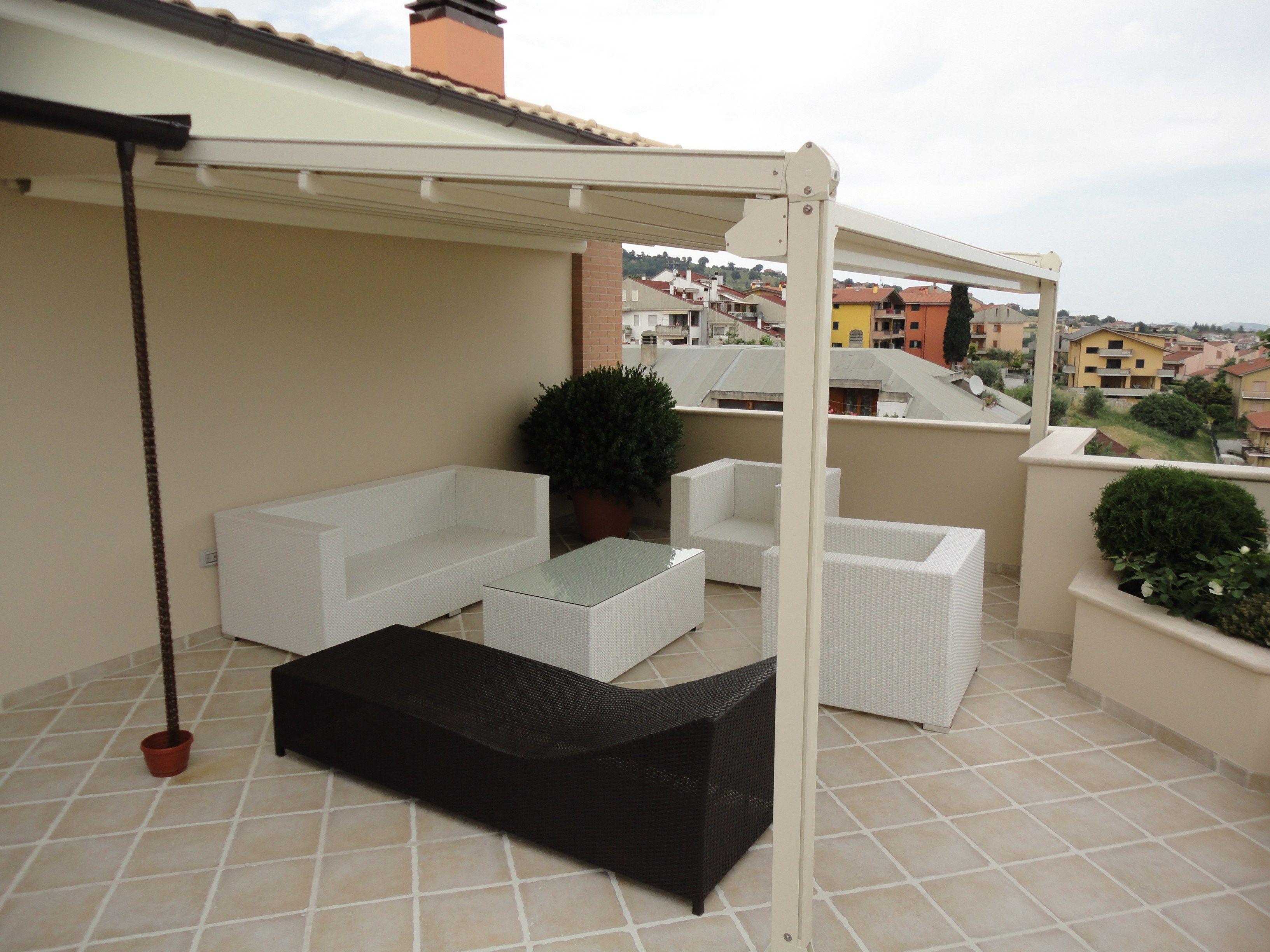 a1 | pergolato in alluminio by ke outdoor design - Pergola In Alluminio Gazebo In Legno