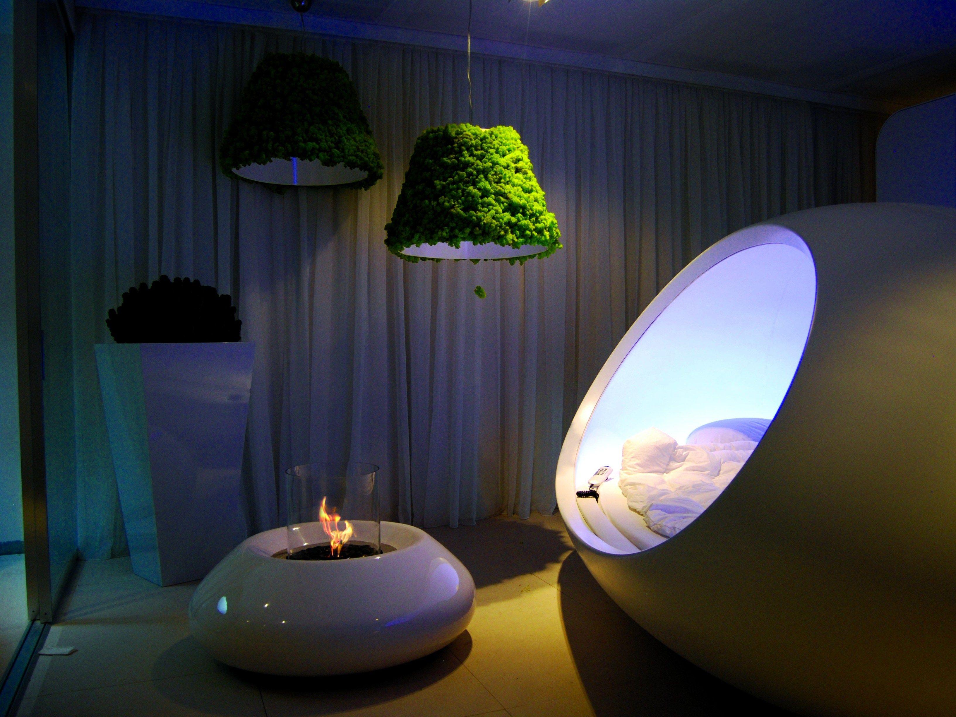 outdoor freestanding bioethanol fireplace bubble commerce. Black Bedroom Furniture Sets. Home Design Ideas