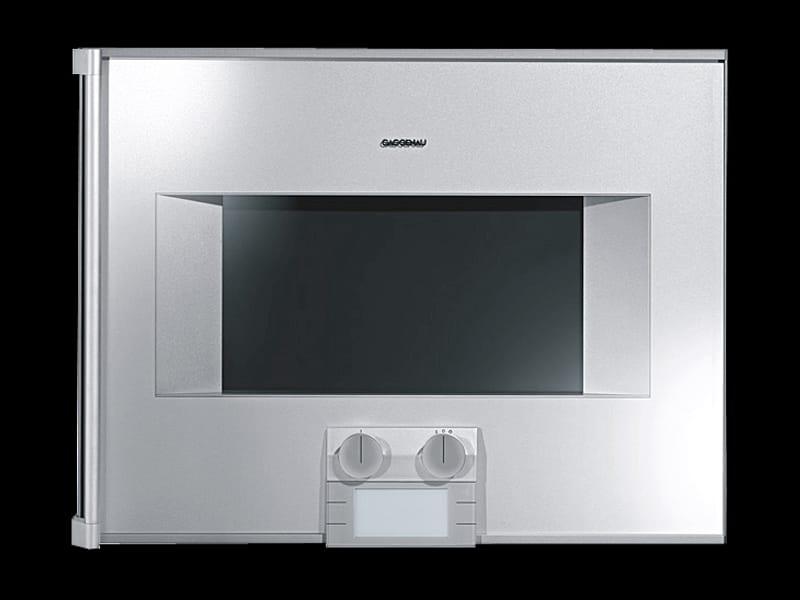dampf multifunktions backofen bs 250 251 by gaggenau. Black Bedroom Furniture Sets. Home Design Ideas