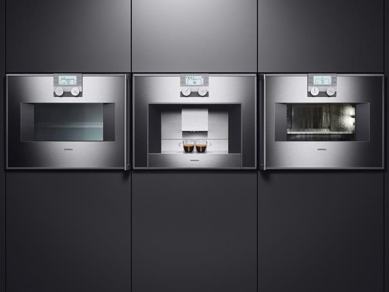 macchina da caff automatica cm 250 serie 200 by gaggenau. Black Bedroom Furniture Sets. Home Design Ideas