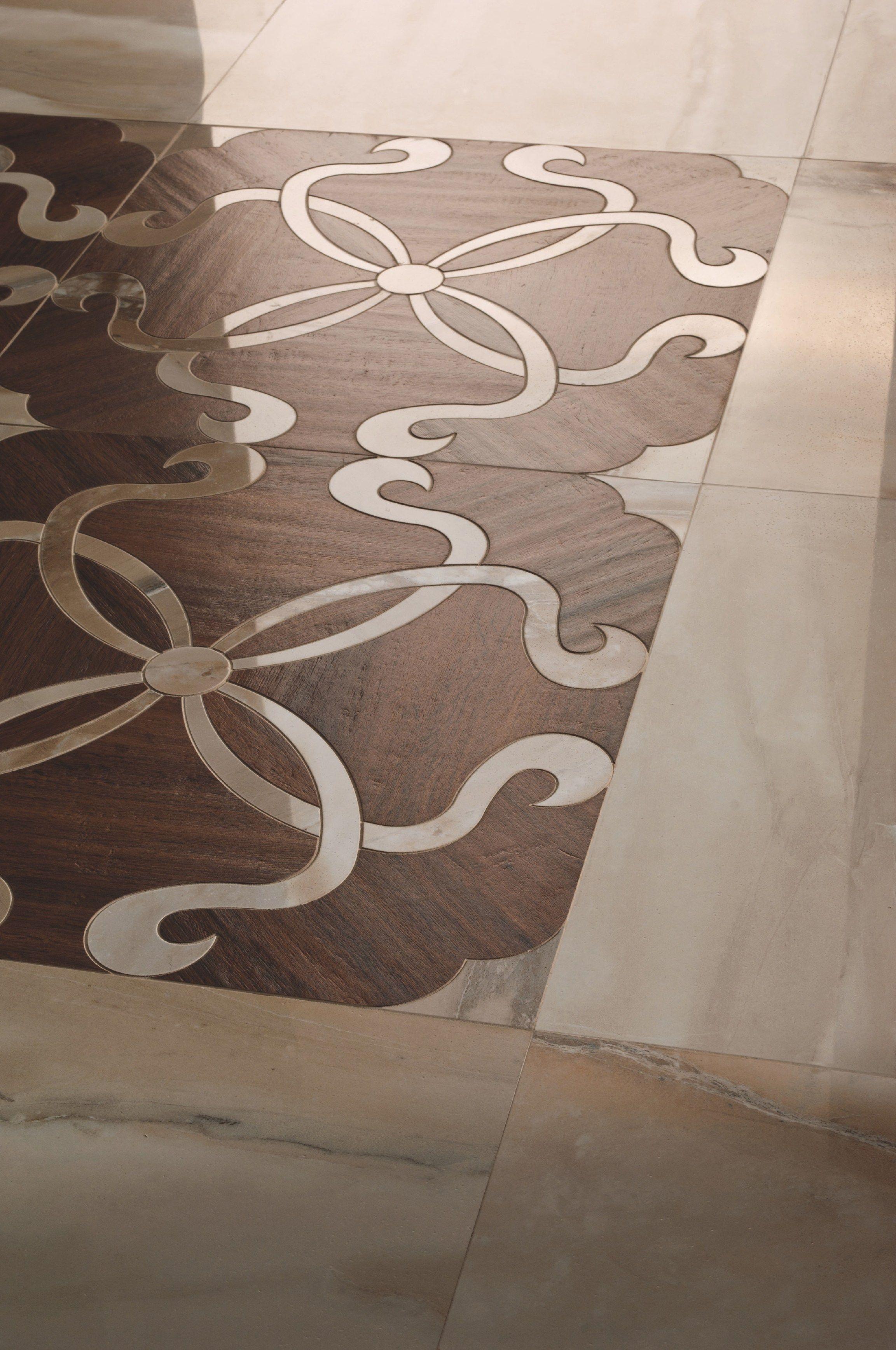 Decorazione bagno soffitto - Decori per pavimenti ...