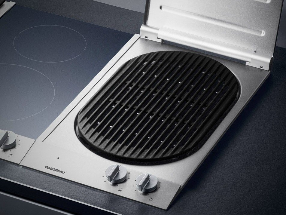 Electric Hob With Grill Vr 230 Vario 200 Series By Gaggenau