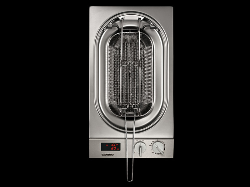 freidora encastrable vf 230 serie vario 200 by gaggenau. Black Bedroom Furniture Sets. Home Design Ideas