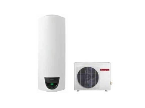 Thermodynamic boiler nuos evo split 150 200 by ariston for Ariston nuos evo