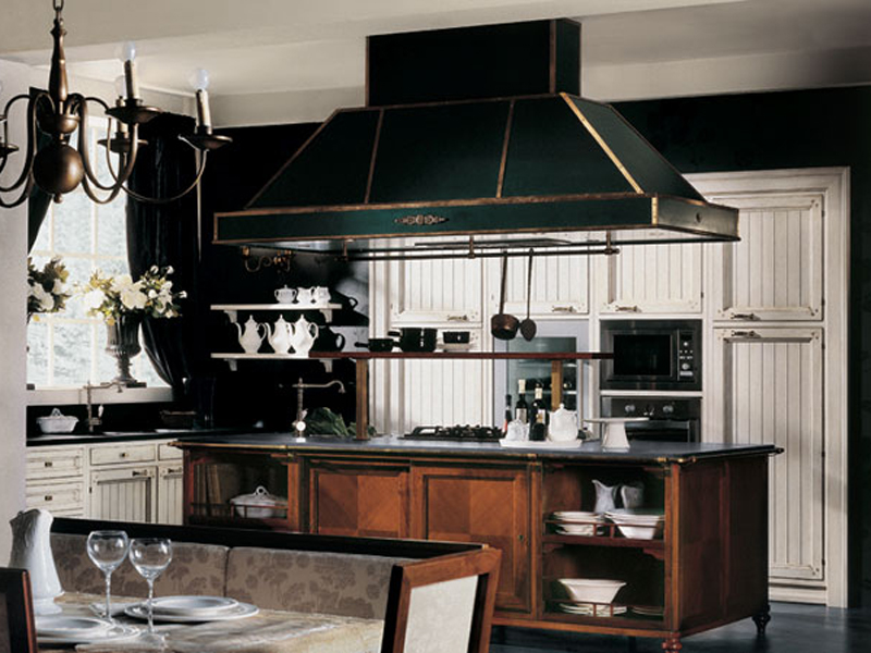 klassische Küche Tosca Martini Mobili