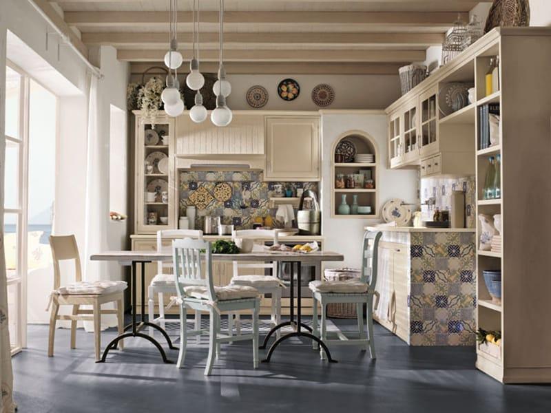 Cucina componibile laccata lineare lipari by martini mobili - Cucine martini mobili prezzi ...