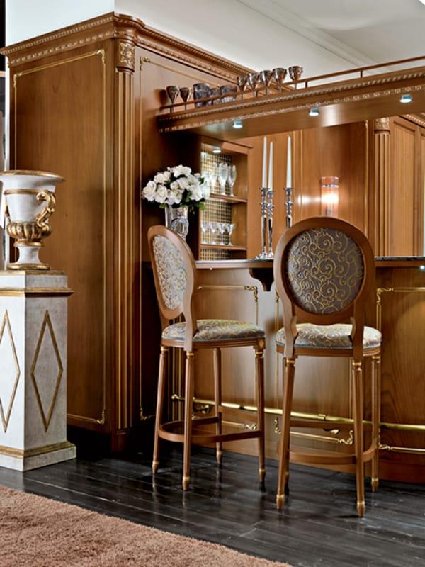 Fascinating Gold Silver Leaf Furniture