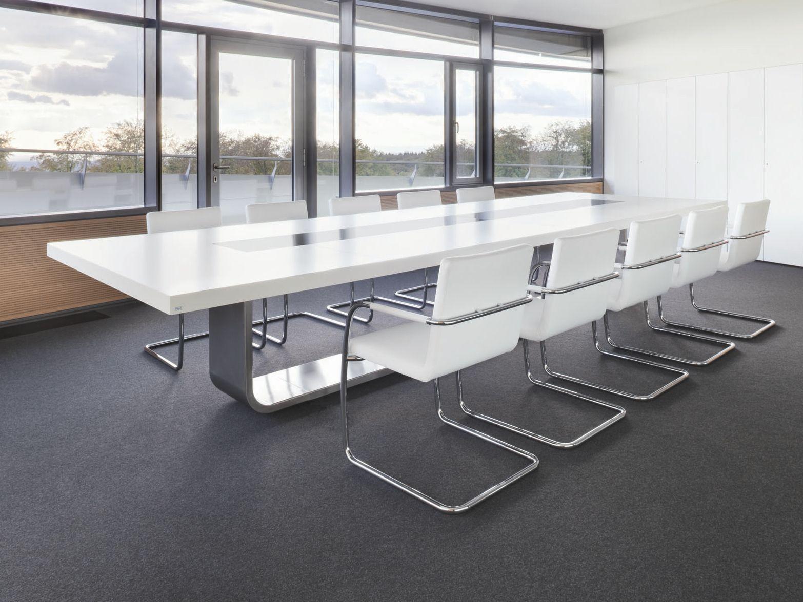 S8000 mesa de reuni n by thonet dise o hadi teherani for Besprechungstisch design