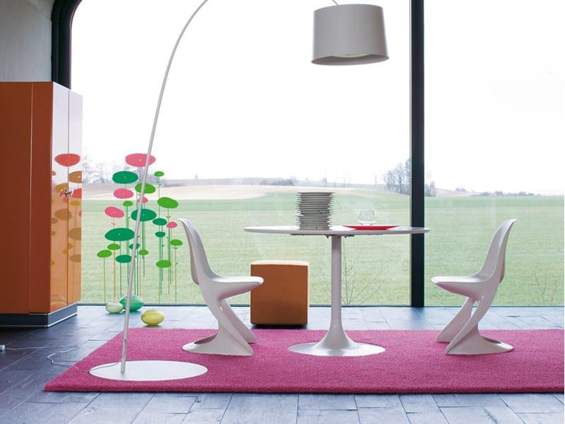 Uni Teppich aus Polyamid POODLE 1480 by OBJECT CARPET GmbH