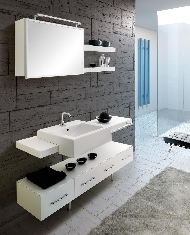 Mariposa 21 mueble de ba o by lasa idea dise o massimo for Mueble de bano de diseno de madera