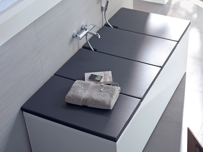 bathtub cover bathtub cover by duravit. Black Bedroom Furniture Sets. Home Design Ideas