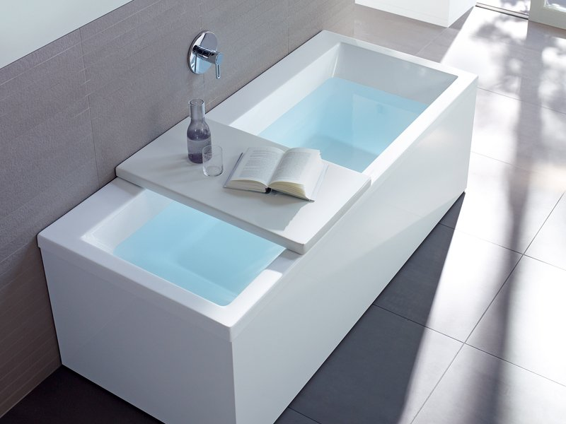 liegefl che badewanne bathtub cover by duravit italia. Black Bedroom Furniture Sets. Home Design Ideas