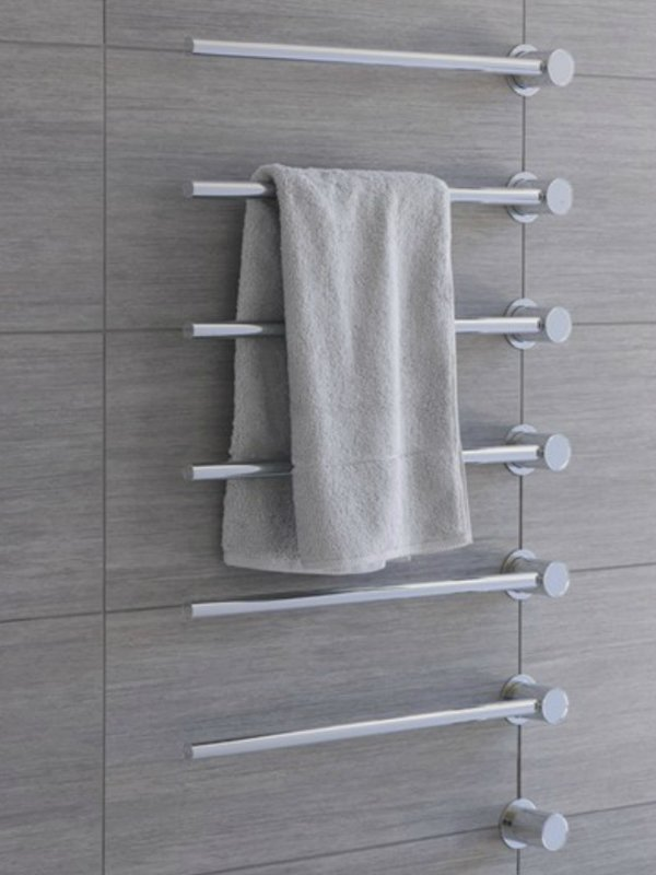 Electric bathroom towel rails b q ideas for electric for B q bedroom furniture sets