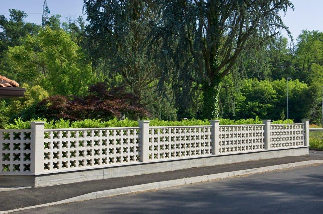Mobili lavelli recinzioni di ville muratura for Recinzioni in muratura per ville