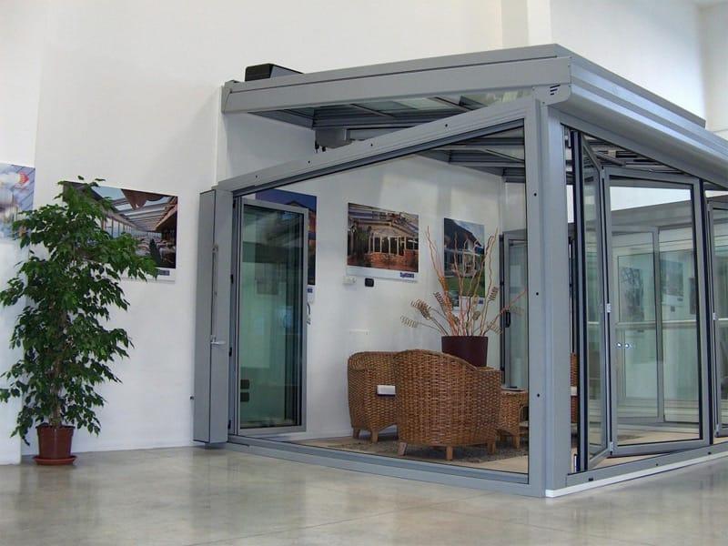 Scuri in alluminio estruso skuro sikuro by tesiflex for Scuri in legno prezzi online