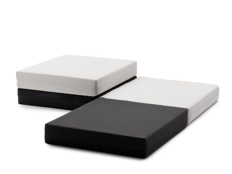 Pouf letto sfoderabile booklet by milano bedding design - Pouf letto design ...