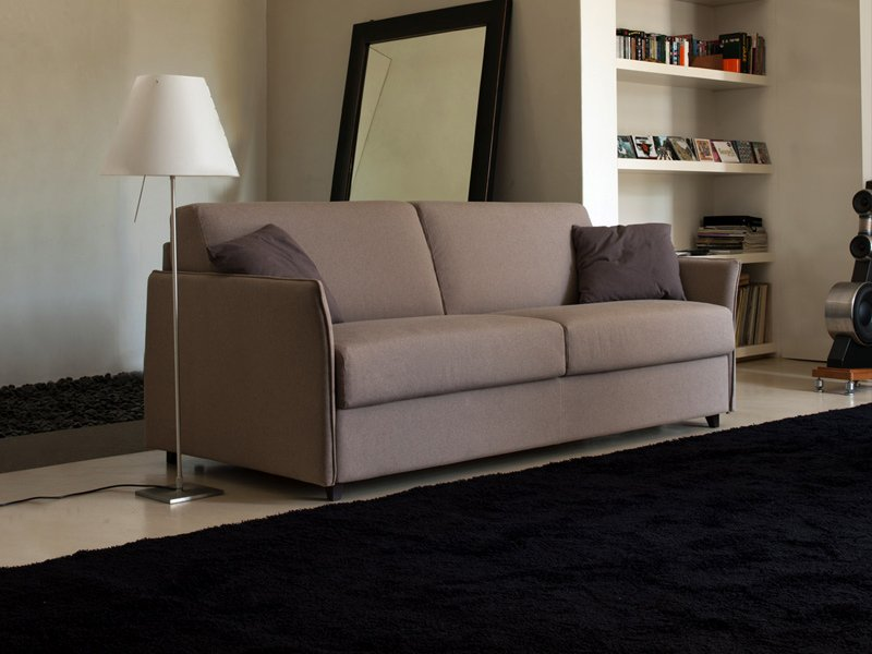 sofa bed with removable cover stan by milano bedding. Black Bedroom Furniture Sets. Home Design Ideas