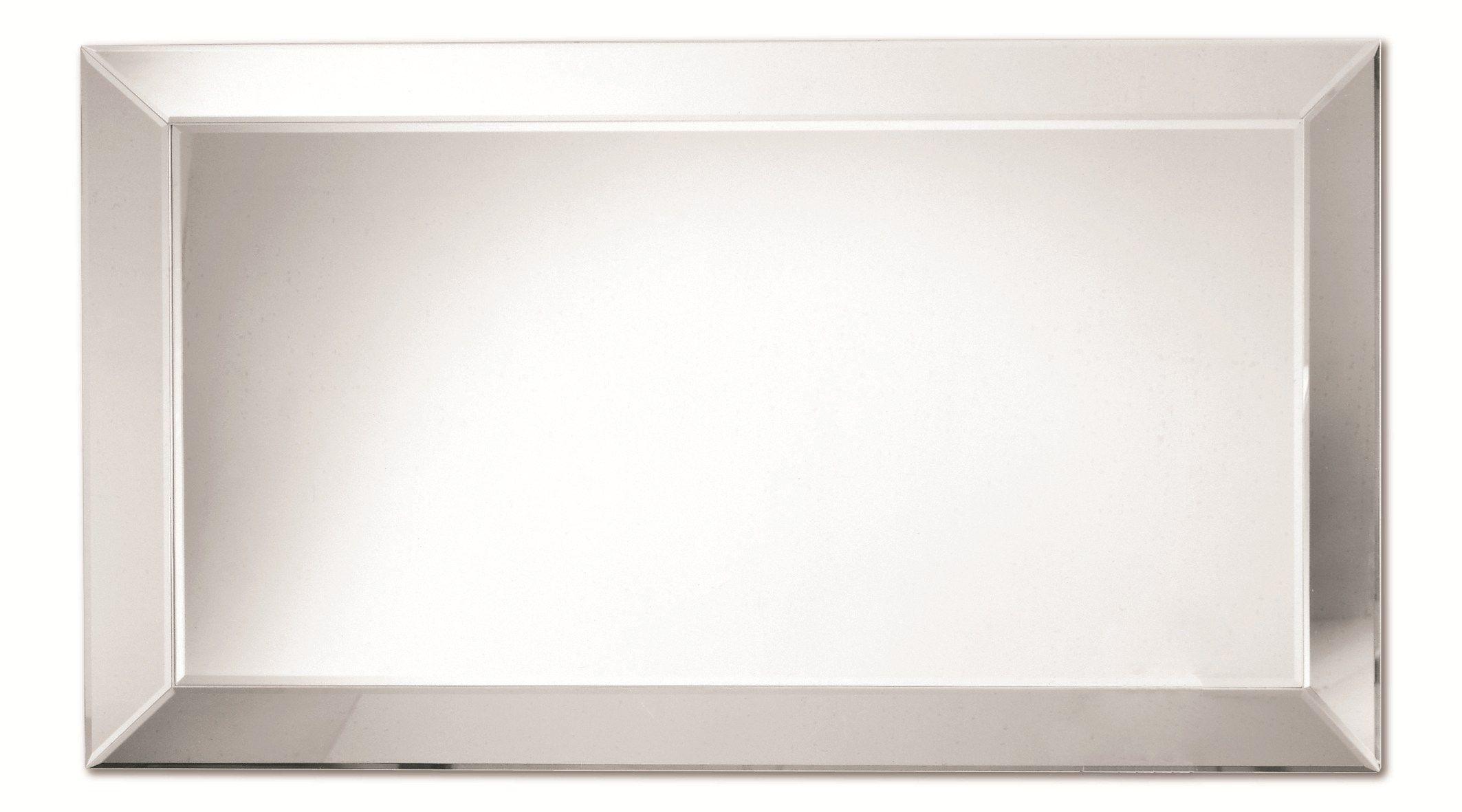 Espejo de estilo moderno con marco de pared integro by for Marco espejos modernos