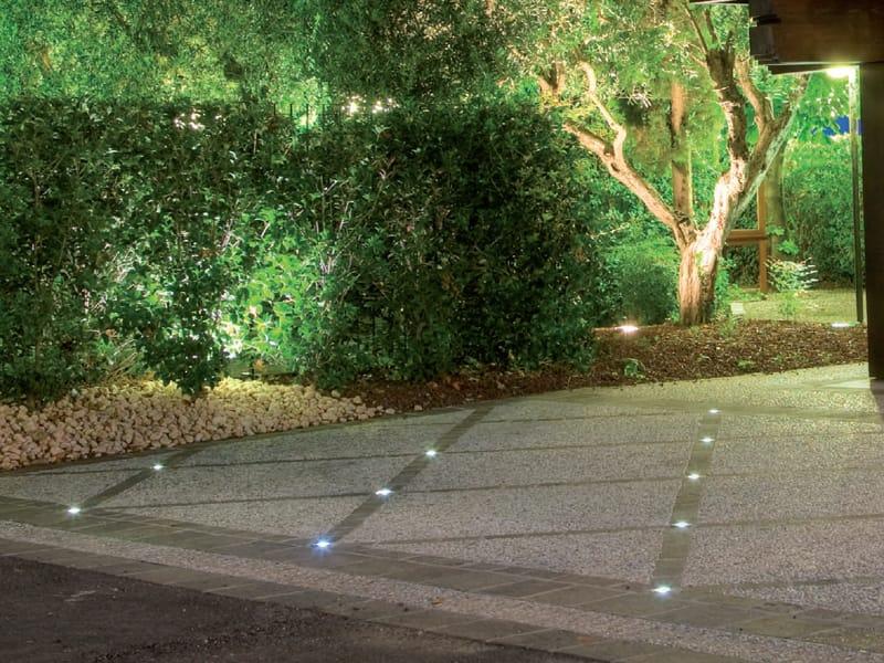 900 MICRO Illuminazione da incasso a pavimento by Platek design Platek Light