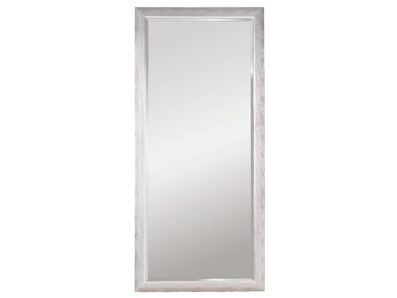 Miroir rectangulaire avec cadre athens by deknudt mirrors for Miroir zigzag