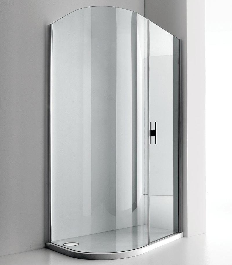 Box doccia con piatto luxor 120 s by relax design franco - Box doccia relax ...