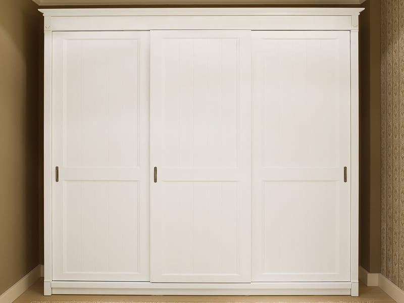Richmond armario con puertas correderas by minacciolo - Armarios de madera con puertas correderas ...
