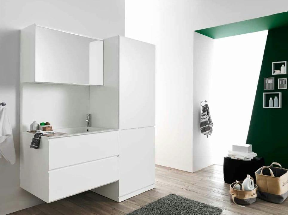 Salle de bains compl te flexia collection flexia by for Salle de bain complete
