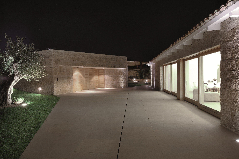 400 NANO Illuminazione da incasso a pavimento by Platek design Platek Light