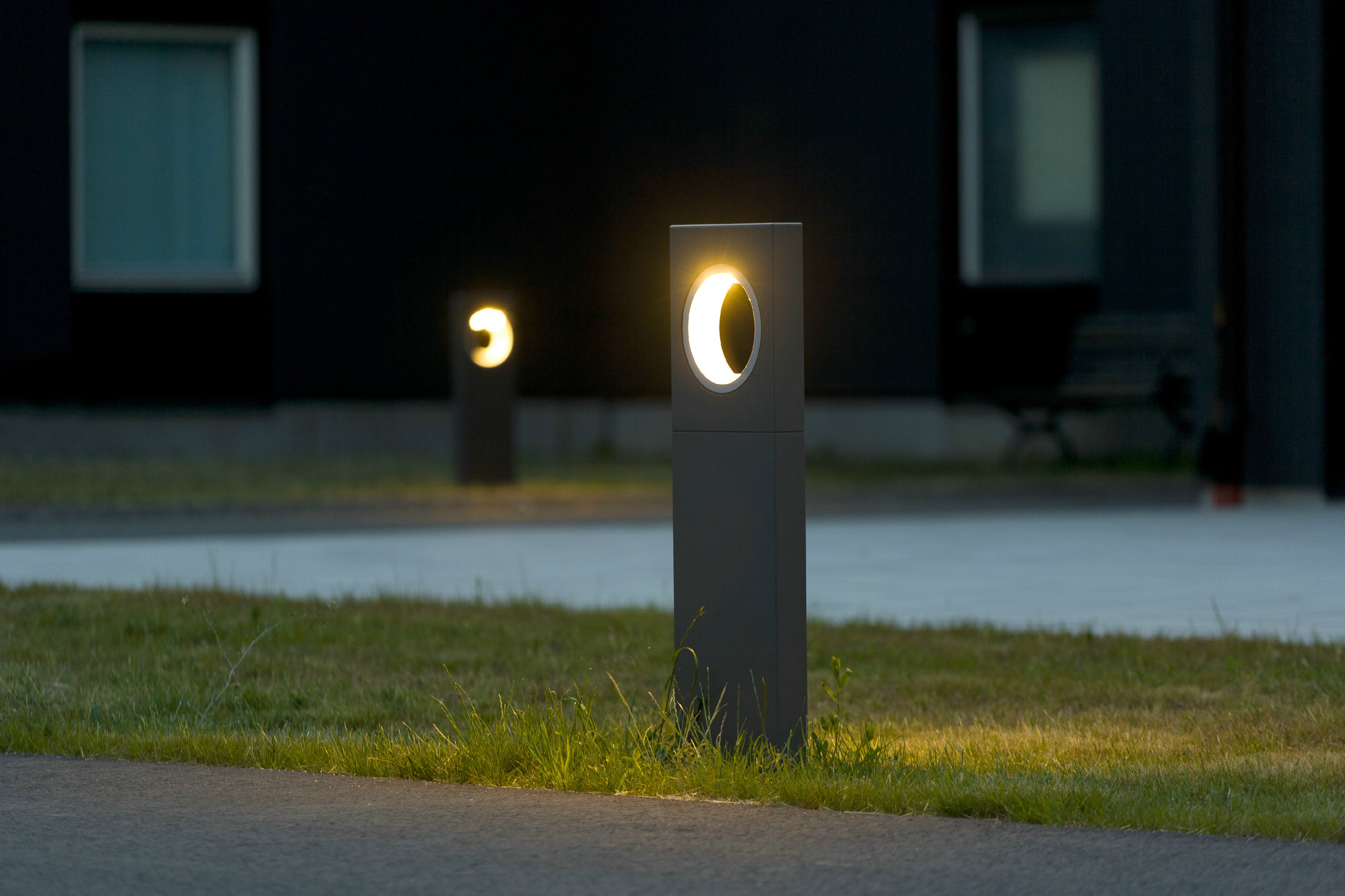 Paletti illuminazione giardino led pali luce da giardino pali