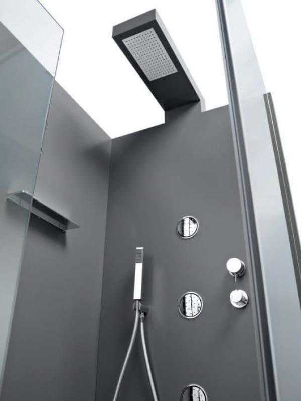 sauna avec douche cuna doccia 172x205 collection cuna by sauna vita. Black Bedroom Furniture Sets. Home Design Ideas