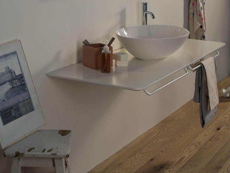 Piano lavabo MIES by Ex.t design Studio 63