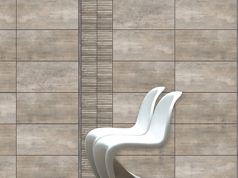Revestimiento de pared suelo de gres porcel nico eko logic - Suelos de gres porcelanico ...