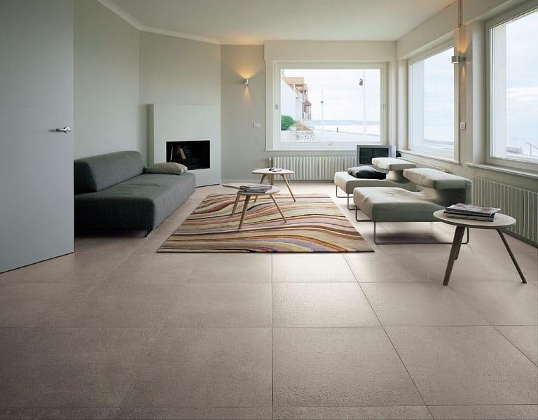 Pavimento rivestimento in gres porcellanato smaltato for Pavimento cotto arredamento moderno