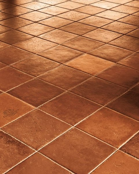 Pavimento in cotto casali by cotto d 39 este for Colore per pavimenti