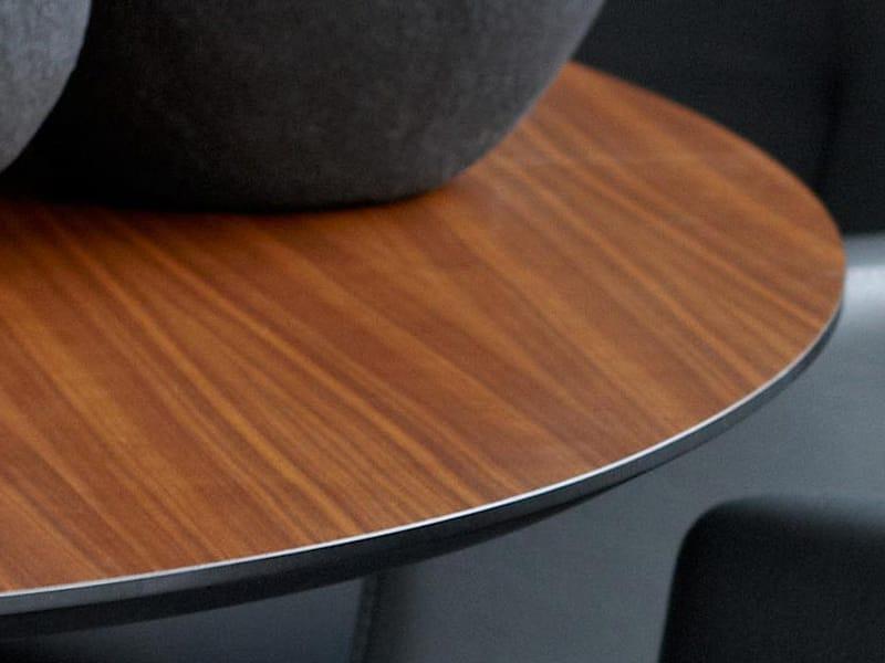 Esstisch Holz Oval Ausziehbar ~ EXTENDING OVAL WOODEN TABLE CALBUCO BY LEOLUX  DESIGN HUGO DE RUITER