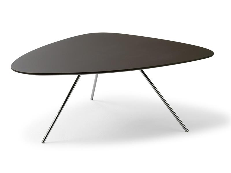 Coffee table for living room LILIOM by LEOLUX design Norbert Beck