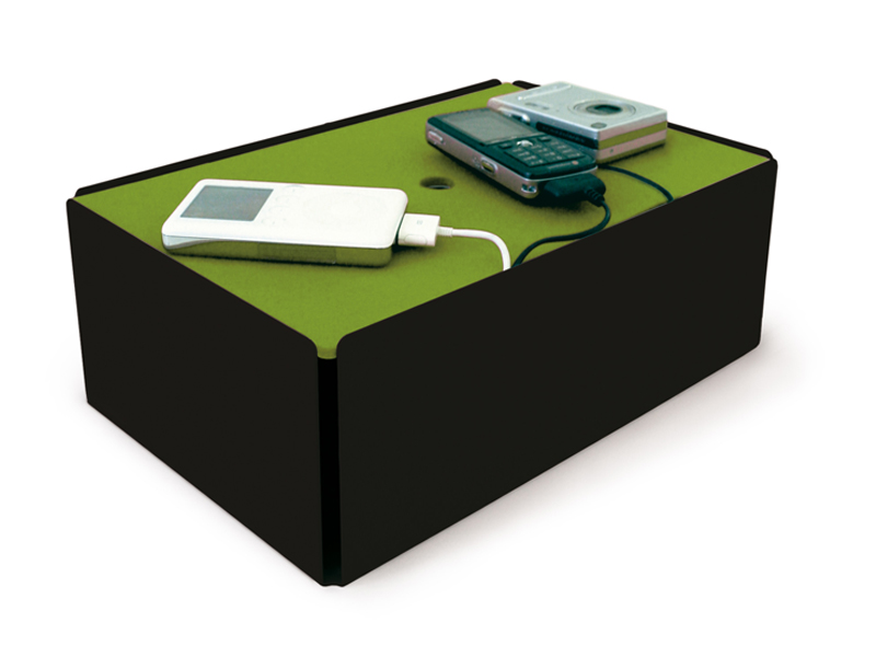 steel storage box charge box by konstantin slawinski design ding3000. Black Bedroom Furniture Sets. Home Design Ideas