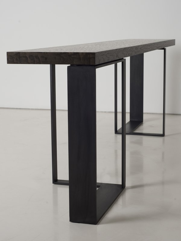 st malo console table by interni edition design janine vandebosch. Black Bedroom Furniture Sets. Home Design Ideas