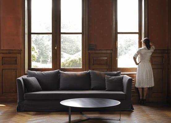Fabric sofa wave by interni edition design yves dever for Software design interni